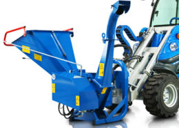 HYDRAULIC BIO SHREDDER